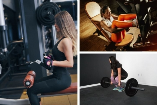 Musculação feminina emagrece e garante benefícios para a saúde da mulher