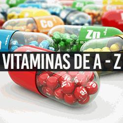 Vitaminas de A a Z