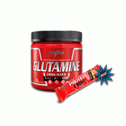 Glutamine Powder (300g) + Crisp Bar (45g)