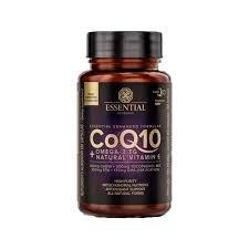 CoQ10 + Ômega 3TG + Vitamina E (60 caps)