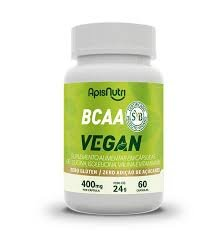 BCAA Vegan 400mg (60 caps)