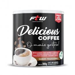 Delicious Coffee - 300g - Tradicional