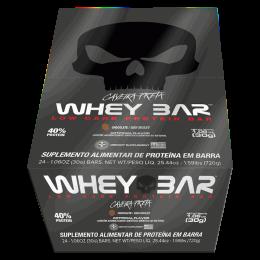 Display Whey Bar Low Carb (24 unidades - 30g)