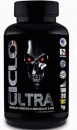 Ciclo Ultra (Tribulus + Boro + Zma) 1000mg (120 caps)