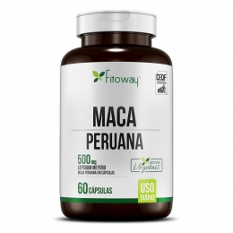 MACA PERUANA FITOWAY CLEAN - 60 CÁPS