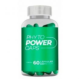 Phyto Power 500mg (60caps)