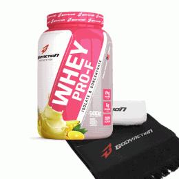 Whey Pro-F (900g) - toalha